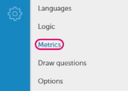 Metrics (CSI) | MySurveyLab