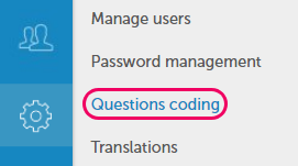 question coding